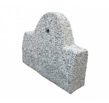 Mozaikli Kavisli Beton Bordür Duba