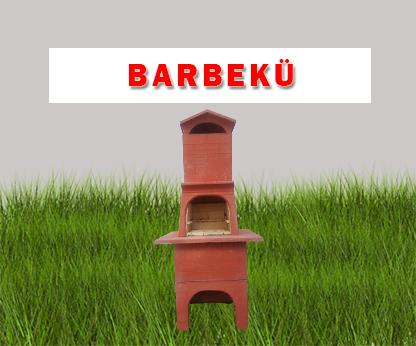 Beton Barbekü