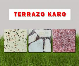 Terrazo Karo